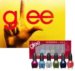 Новая коллекция лака Glee от Sephora by OPI