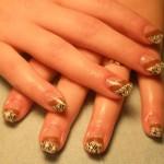 Дизайн ногтей «Сафари»