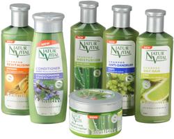 Новая серия Natur Vital