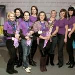 Участники ORLY Global Nail Art Competition от России