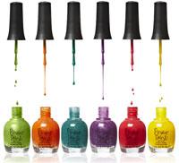Мир, любовь и цвет от Finger Paints