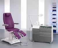 Педикюрное кресло Concept F3