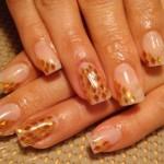 Дизайн ногтей «Бриллиантовая девушка»