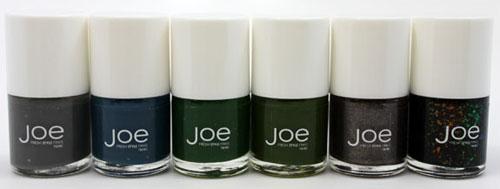 "Лак для ногтей Joe ""Fresh Style"""