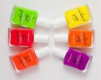 American Apparel расцветит ваши ногти неоном