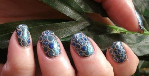 "Дизайн ногтей ""Круги"" (Shellac)"