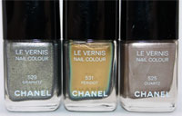 Мини-коллекция Illusions d'Ombre de Chanel