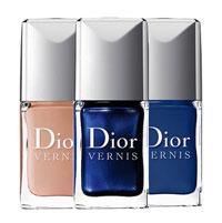 Осенние лаковые оттенки от Dior