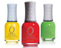 Новые цвета лаков ORLY