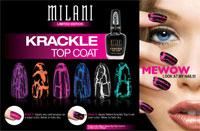 Растрескивающееся покрытие от Milani