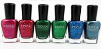 Лак из коллекции Zoya Gems & Jewels