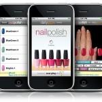 Ногтевые приложения для iPhone