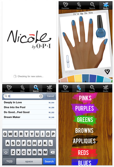 Download Nicole by OPI iphone App