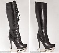 Обувь DSquared2: по земле как по льду