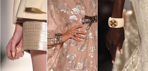Главные тренды в ногтях на New York Fashion Week