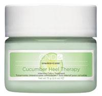 Крем Cucumber Heel Therapy для зимнего ухода за ногами