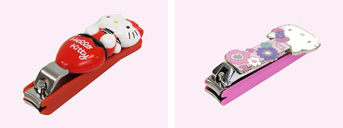 Маникюрная продукция Hello Kitty