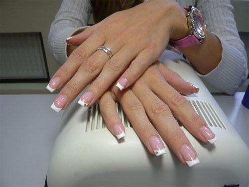Фото наращивание и дизайн ногтей