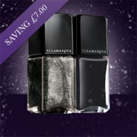Бриллиантовые ногти от Illamasqua