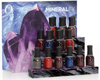 Лаки Mineral FX от ORLY