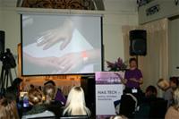 ORLY обучает Hi-Tech в ногтевом сервисе