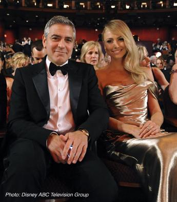 Кофейный оттенок для ногтей предпочла спутница Джорджа Клуни - Стейси Кейблер