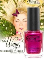 Лаковая коллекция Take Wing от Color Club