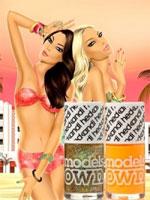 В ритмах Ибицы - лак Hed Kandi & Models Own