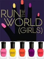 Лак для ногтей Run the World (Girls)