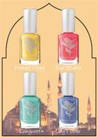 Турецкие краски в коллекции Turkish Sorbet