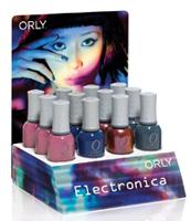 Лаки из ORLY коллекции Electronica