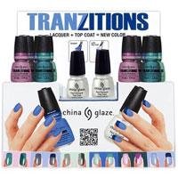 Новинка от China Glaze: один лак - два оттенка
