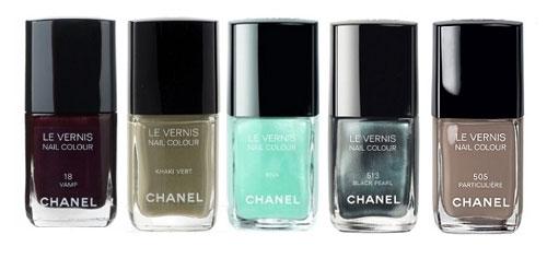 Лак Chanel Le Vernis: 5 лучших оттенков