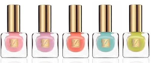 Paris Macarons Pure Color: пастельный лак от Estee Lauder