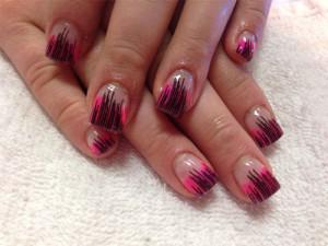 Дизайн ногтей «Писк моды»
