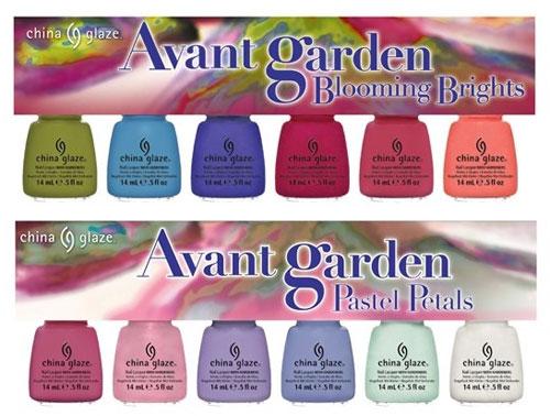 Коллекция лака Avant Garden от China Glaze