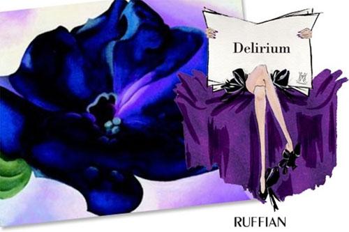 Ruffian for Birchbox - новый лаковый бренд