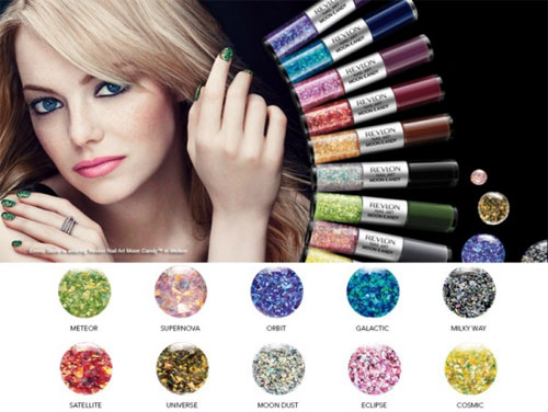 Коллекция лака Revlon Nail Art Moon Candy Collection