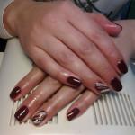 Наращивание и дизайн ногтей, фото №150