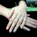 Наращивание и дизайн ногтей, фото №152