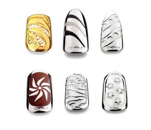 BOHEM - наклейки на ногти как ювелирное украшение