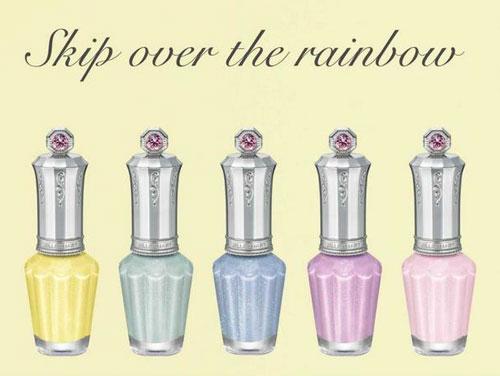 Skip Over the Rainbow - летняя радуга от Jill Stuart