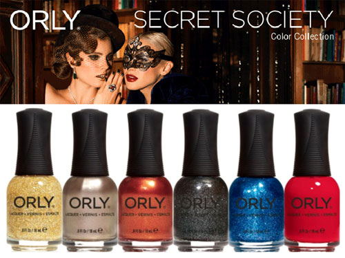 Secret Society - тайоное общество от Orly