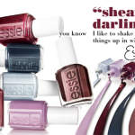Коллекция Shearling Darling — лак для зимы от Essie