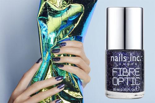 Fibre Optic - модный лак от Nails Inc.