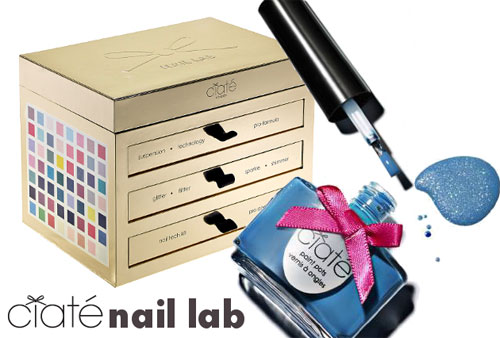 Ciate Nail Lab: ногтевая студия у вас дома