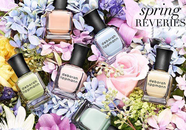 Deborah Lippmann выпустила весеннюю коллекцию Spring Reveries