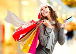 Современный шопинг или зачем женщине нужна кредитная карта