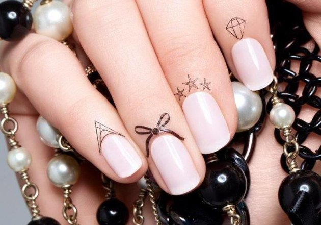 Ciate Cuticle Tattoos