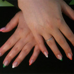 Наращивание и дизайн ногтей, фото №168